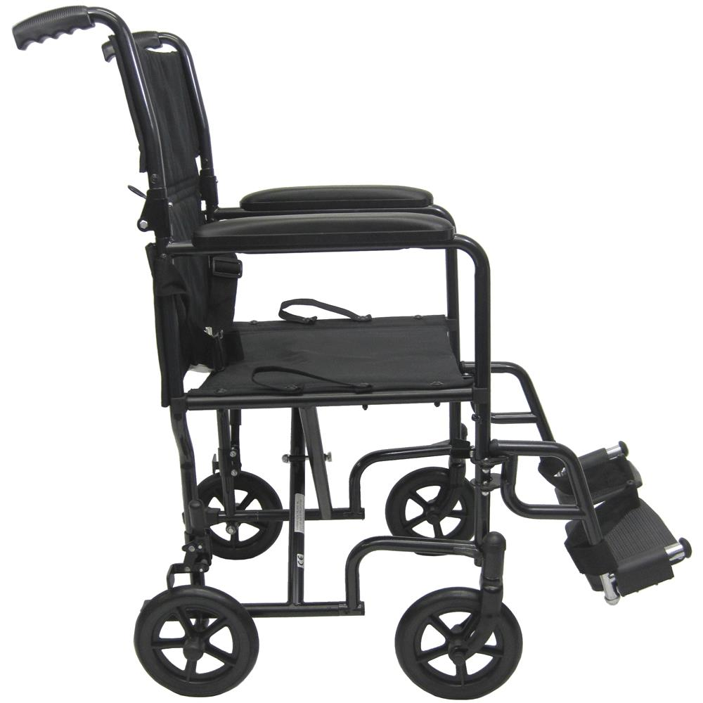 Karman Healthcare Lt 2000 Lightweight Transporter Aluminum