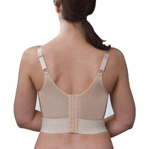 7ff76dfda8 Almost U Style 1550 Front And Back Closure Long Line Bra