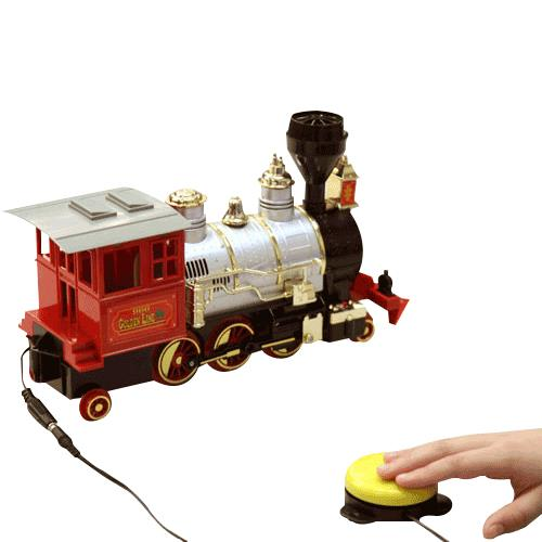 Cause And Effect Toys : Bump and go train therapeutic learning toy cause