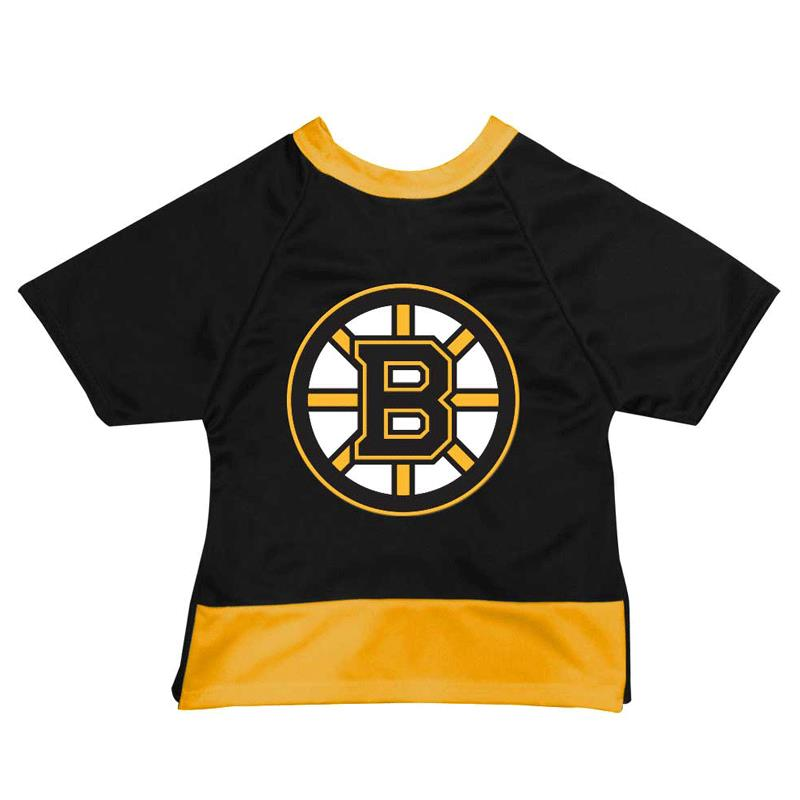 All Star Dogs Boston Bruins Dog Jersey  c41392dbb