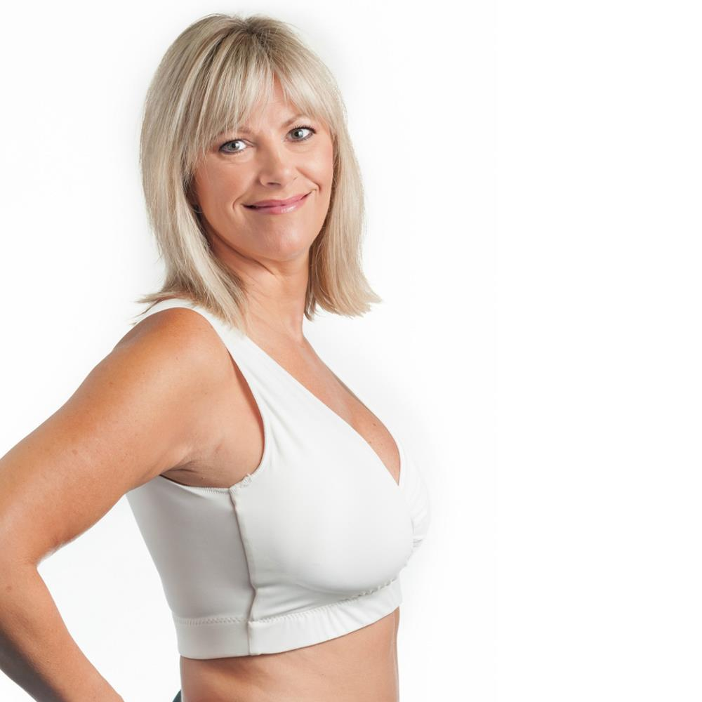 how to wear padless sports bra