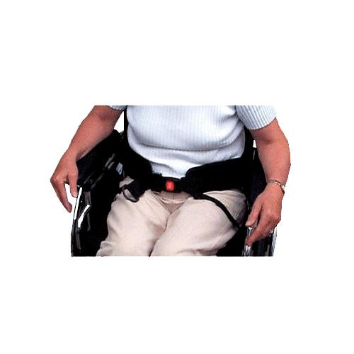 Parsons Four Point Wheelchair Belt With Auto Buckle