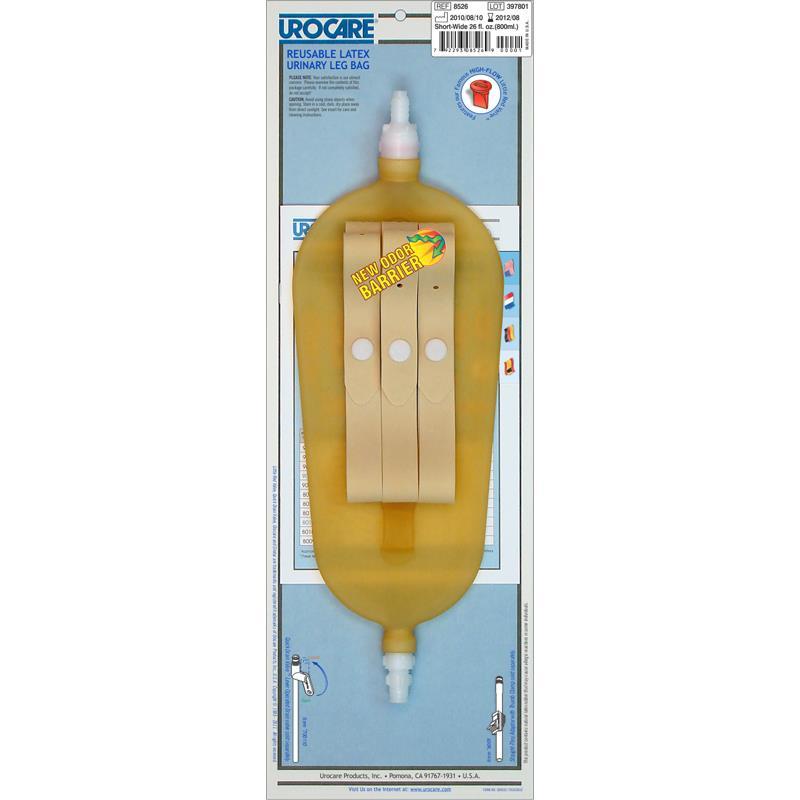 Reusable Latex Leg Bag 103
