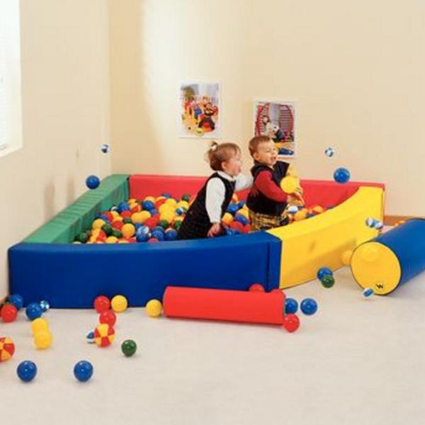 Large Corner Ball Pool Ball Pools