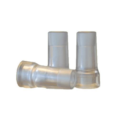 Cymed urostomy night drain adapter tube irrigation and