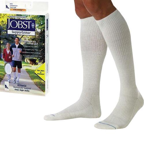 7fde1efeff8 BSN Jobst Athletic Supportwear Closed Toe Knee High 8-15 mmHg ...