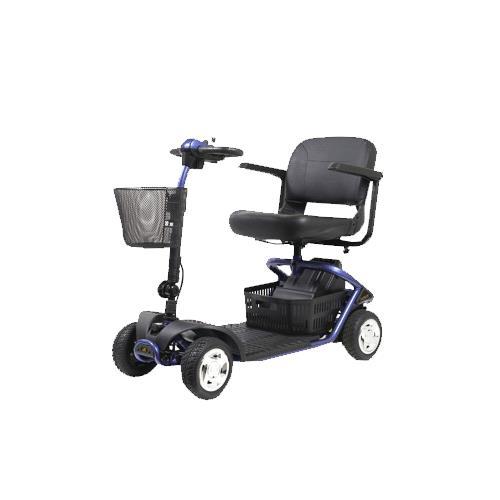 Tottenham Stadium Led Lights: Golden Tech Four Wheel LiteRider Medium Portable Scooter