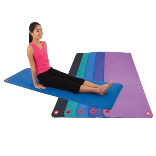 Ecowise Deluxe Workout Or Fitness Mat Yoga Mats