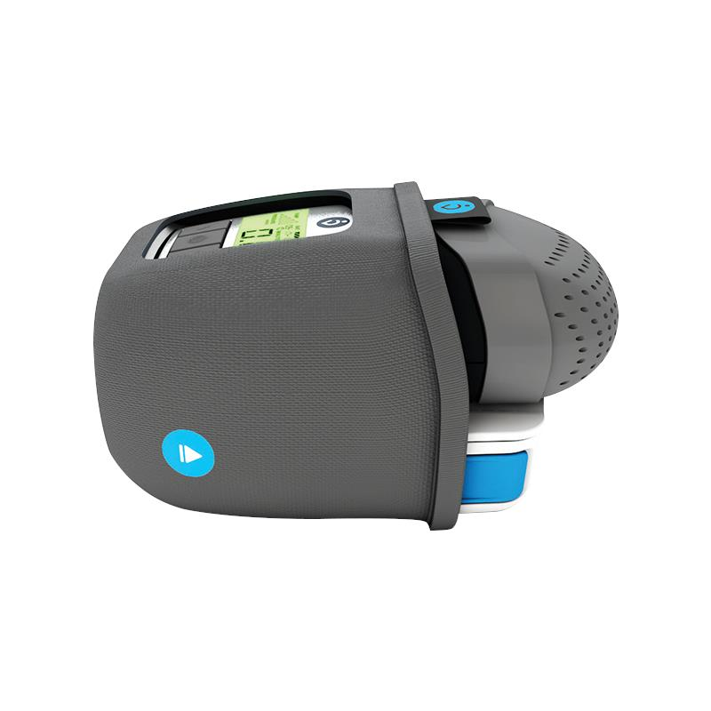 69a8853695dc HDM Z1 Auto Unplugged Travel CPAP Machine With Powershell And Battery