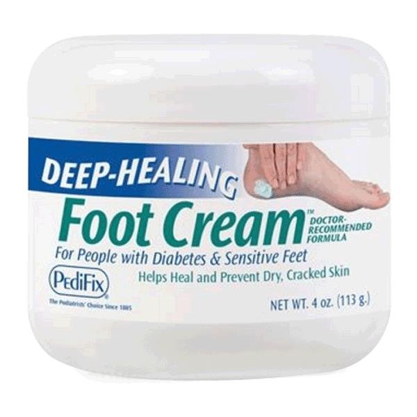 Pedifix Deep Healing Diabetic Foot Cream Diabetes Foot Care