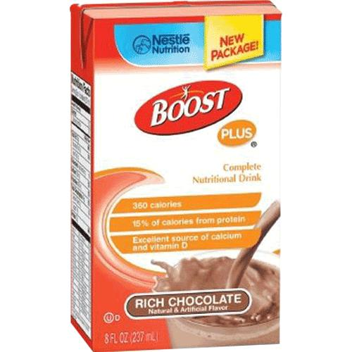 Amazon Com Boost Glucose Control Nutritional Drink: Nestle Boost Plus Complete Nutritional Drink