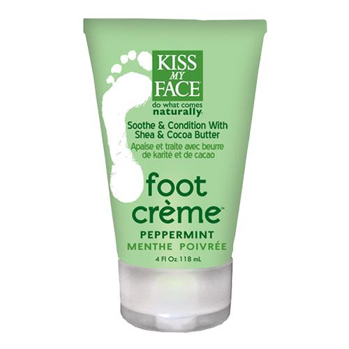 Kiss my face foot cream