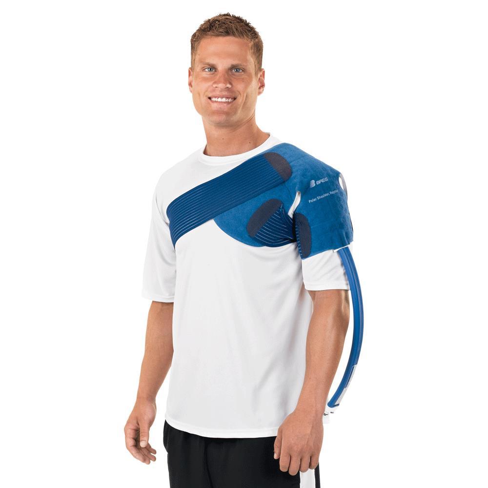 4d6b20d928 Breg Polar Care WrapOn Shoulder Pad | Shoulder and Elbow Cold Packs