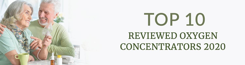 Top 10 Reviewed Oxygen Concentrators 2020