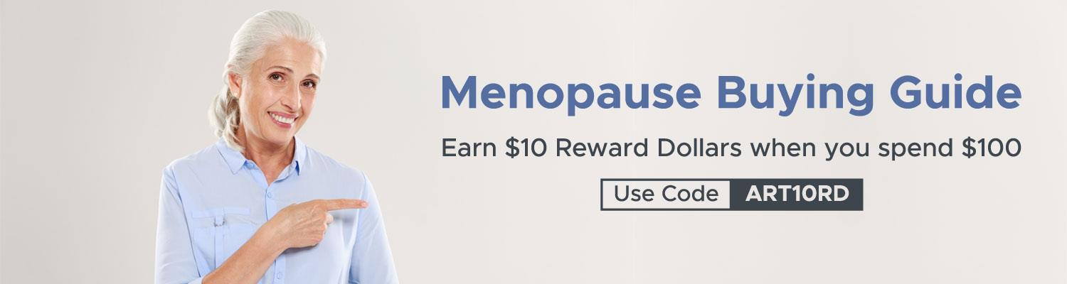 Menopause Buying Guide
