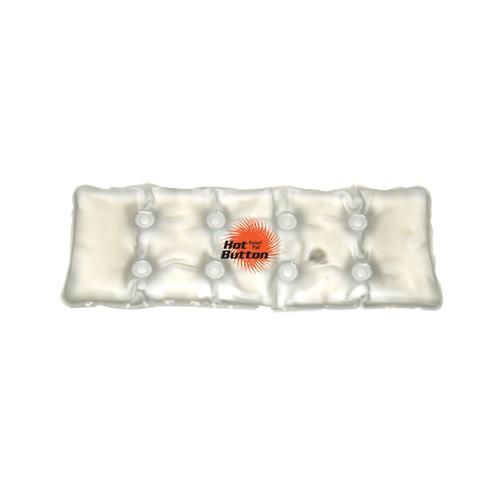 Reusable Button Heat Pack : Relief pak hot button reusable instant compress heat