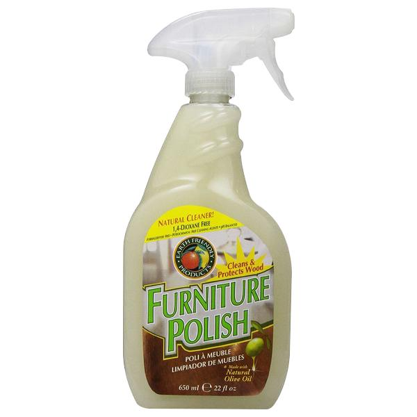 Earth Friendly Products Furniture Polish Disinfectants Or Cleaners