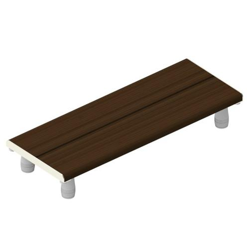 HealthCraft Invisia Bamboo Bath Bench | Shower Chairs/Benches