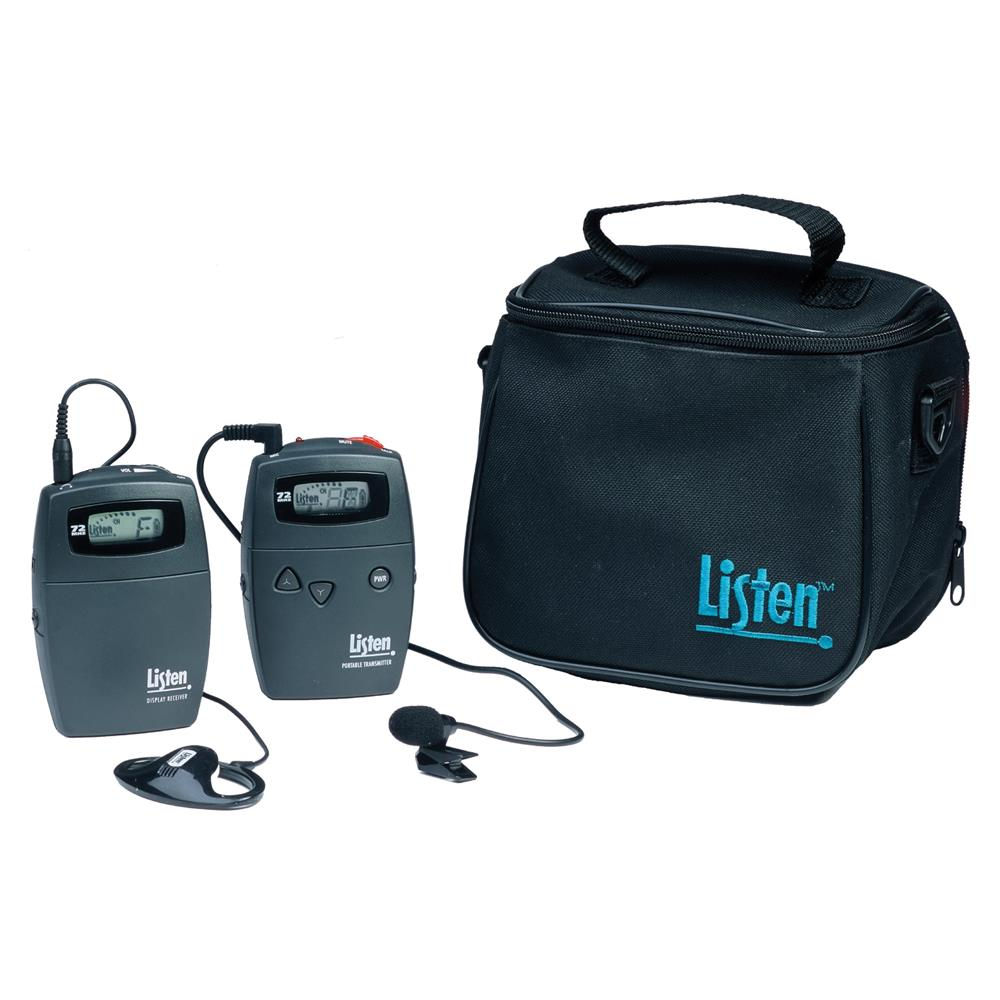Listen Personal Fm System Large Area Listening Systems