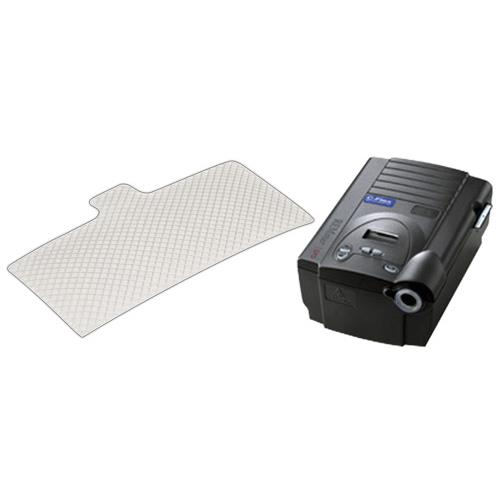 cpap machine filters respironics