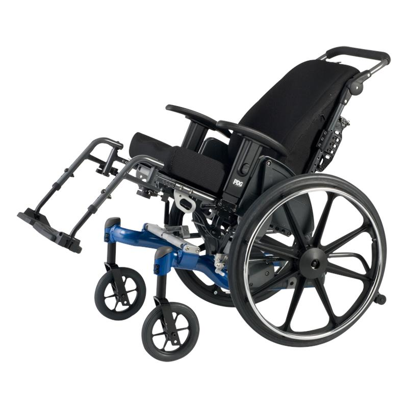 PDG Fuze T50 Tilt in Space Manual Wheelchair | Tilt In ...