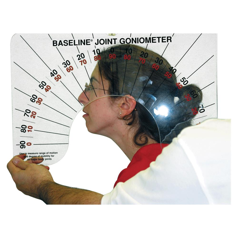 Baseline® bubble® inclinometer.