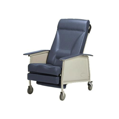 Invacare Deluxe Wide Three Position Recliner 3 Position