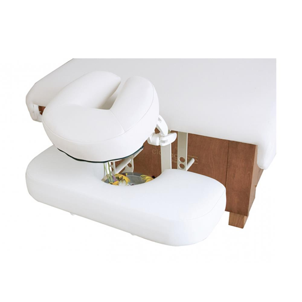 Arm Rest Extenders : Oakworks lowered arm rest shelf with aromatherapy