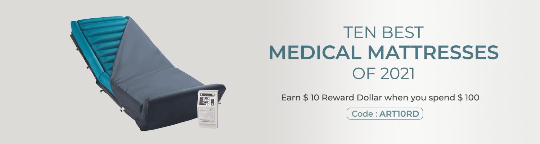 Ten Best Medical Mattresses of 2021