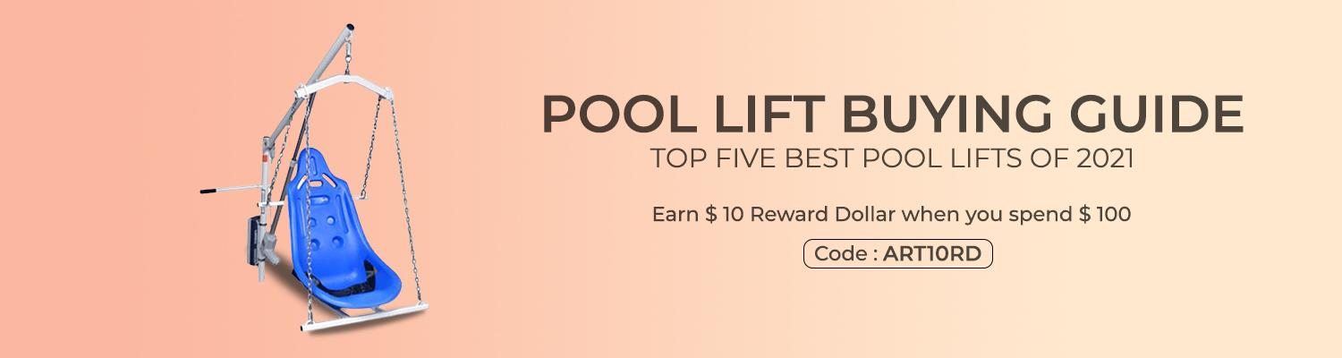 Five Best Pool Lifts of 2021