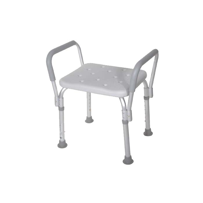 Drive Bath Bench with Removable Padded Arms | Shower Chairs/Benches