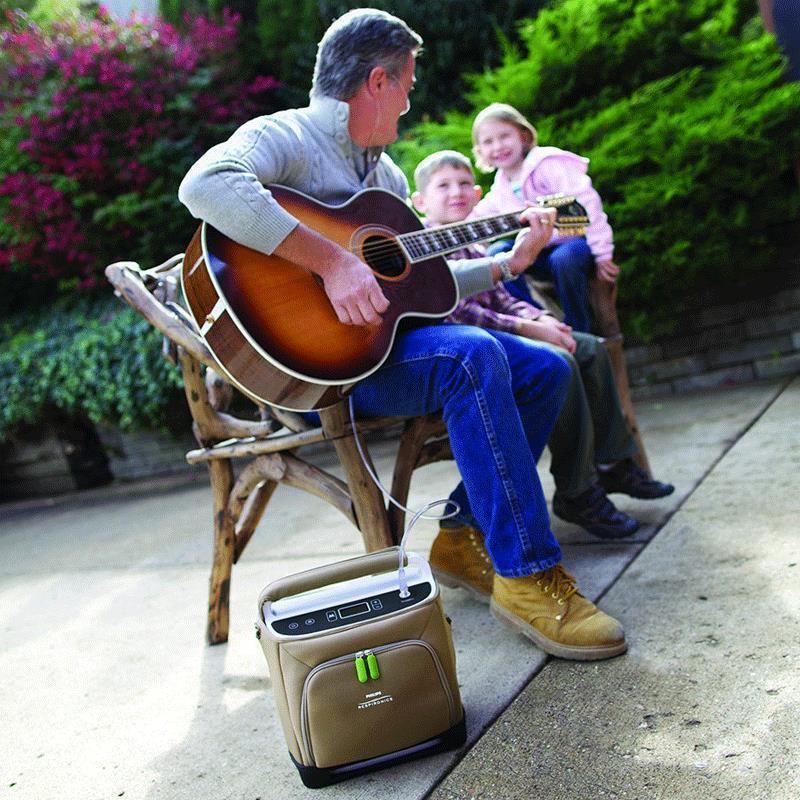 Buy SimplyGo Portable Oxygen Concentrator Ships Free