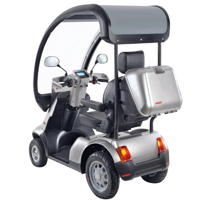 Afikim Afiscooter Breeze S4 Gt Mobility Scooter 4 Wheel