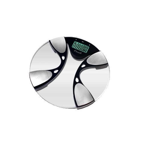9f777a2e6650 Escali Glass Body Fat And Body Water Bathroom Scale