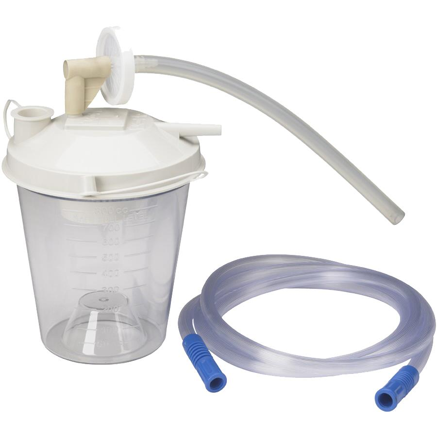 Drive 800cc Disposable Suction Canister Kit | Suction ...
