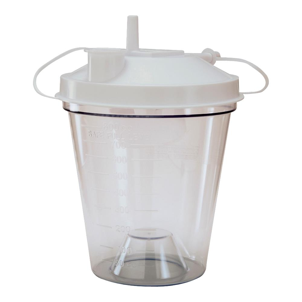 Drive 800cc Disposable Suction Canister | Suction Canisters