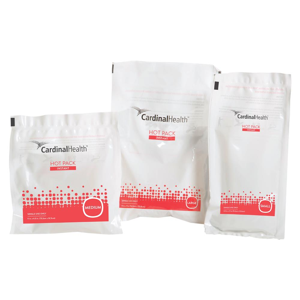 Cardinal Health Instant Hot Pack | Heat Therapy and Hot Packs