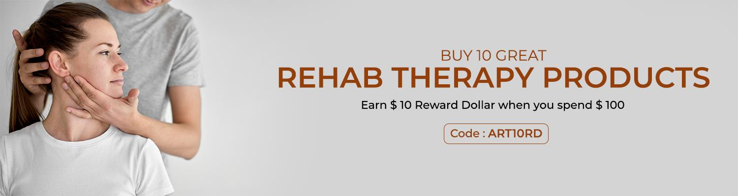 10 Great Rehab and Therapy Products