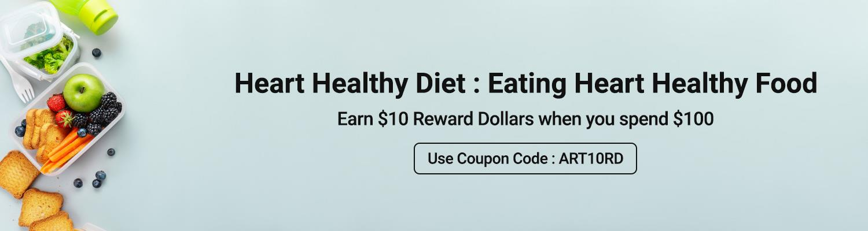Heart Healthy Diet : Eating Heart Healthy Food
