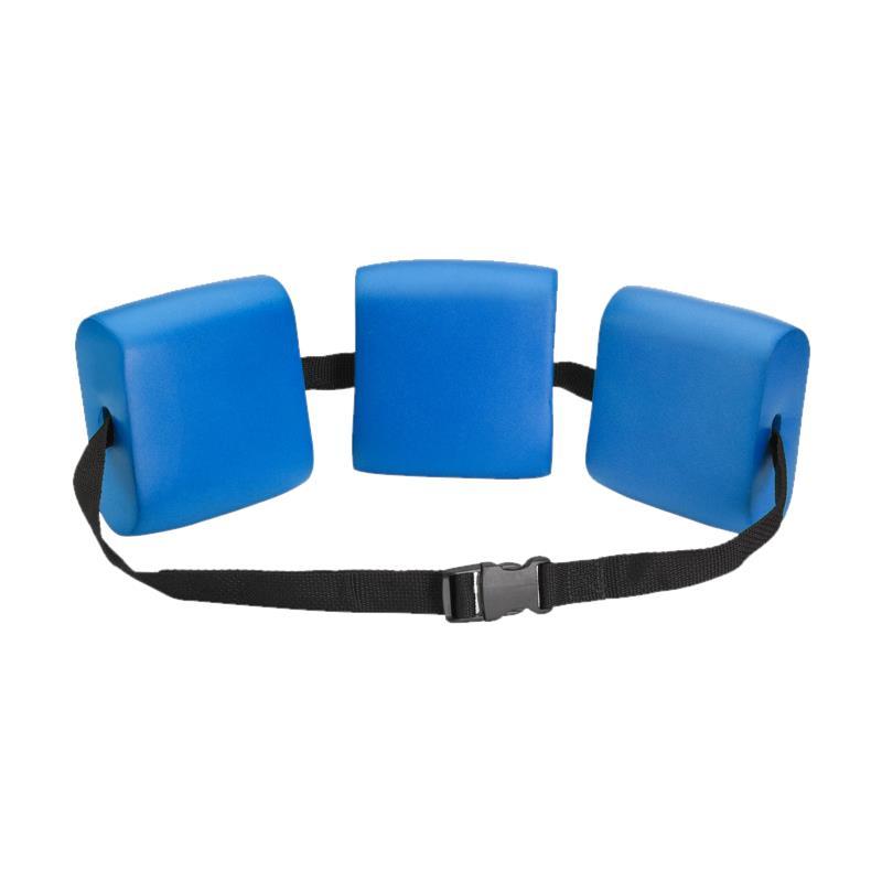 Cando aquatic swim belt with oval floats aquatic rehab therapy for Flotation belt swimming pool exercise equipment