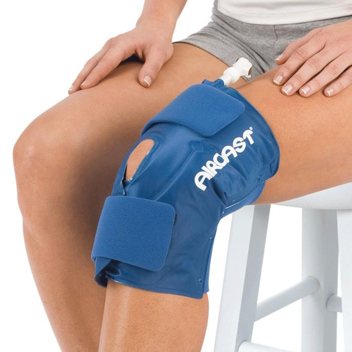Aircast Knee Cryocuff Knee And Thigh Cold Packs