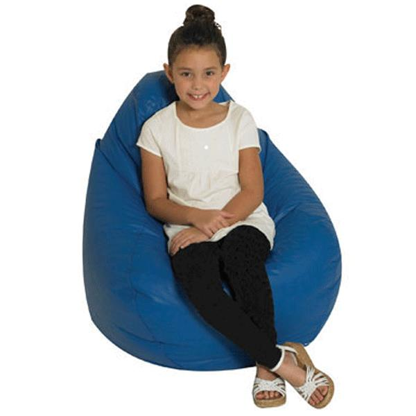 Astonishing Childrens Factory Tear Drop Bean Bag Squirreltailoven Fun Painted Chair Ideas Images Squirreltailovenorg