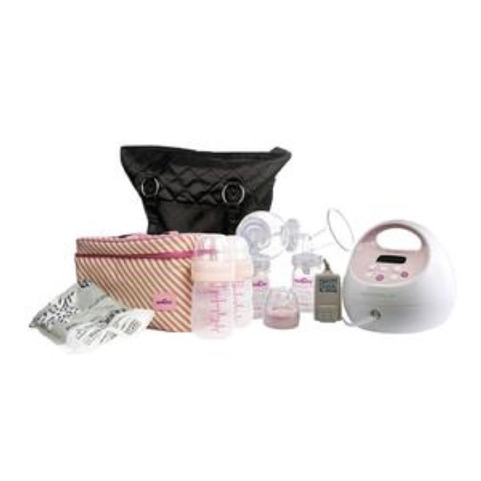 Spectra S2 Plus Double Electric Breast Pump With Tote And Cooler