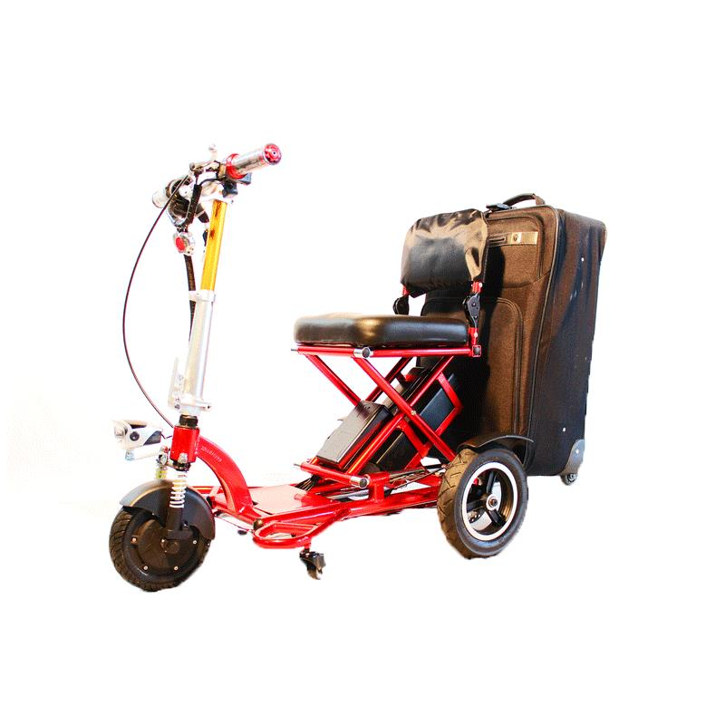 Triaxe Sport Foldable Scooter T3045 Portable Folding