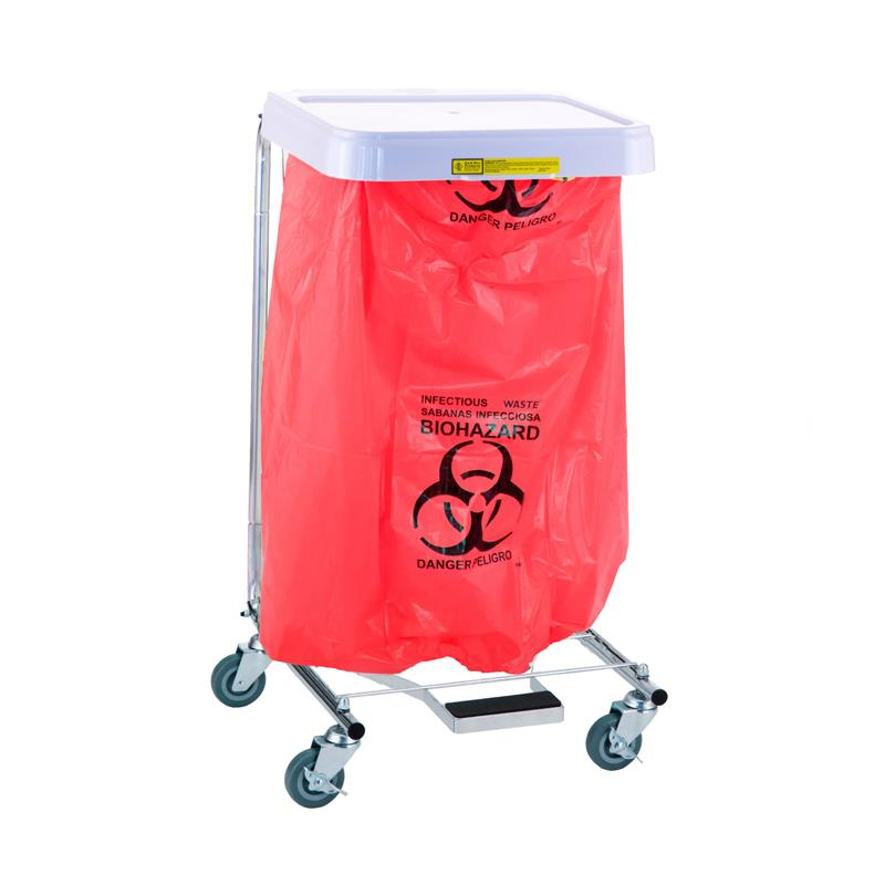 R Amp B Disposable Poly Liner Bags Waste Disposal And Biohazard