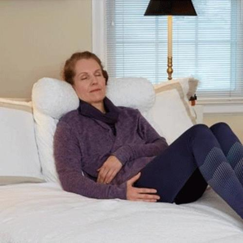 Hermell Relax In Bed Pillow Abduction Pillow Wedges
