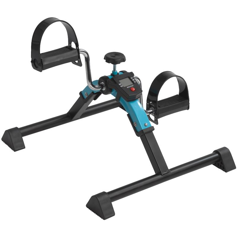 Pedal Exerciser For Ms: Drive Folding Exercise Peddler With Digital Display