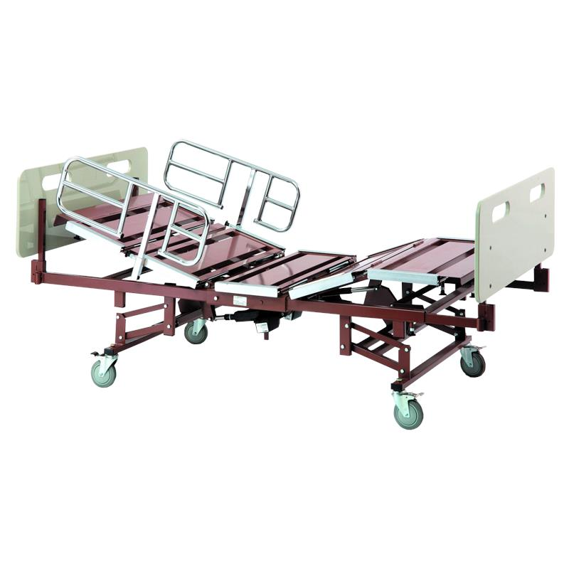 Electric Hospital Bed With 42 Inch Wide