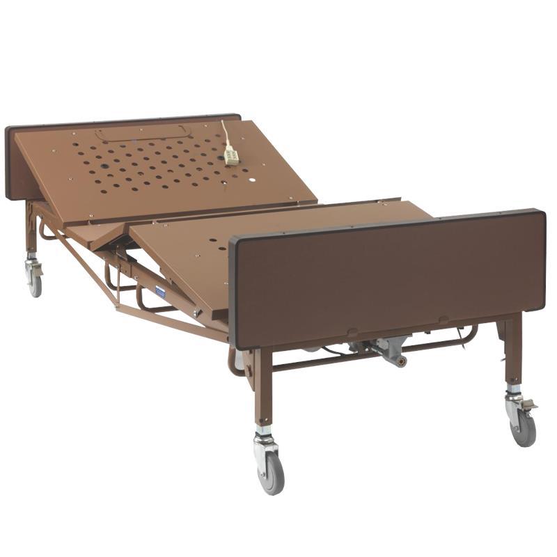 Medline Bariatric Full Electric Bed Hospital Bed