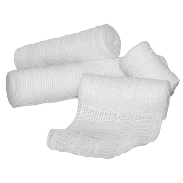 cypress non sterile conforming bandage roll gauze bandages